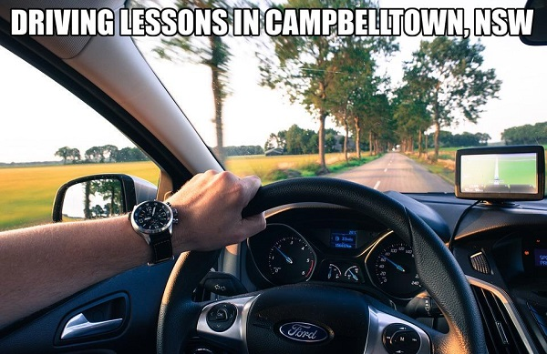 driving lessons campbelltown nsw